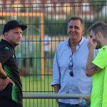 Im Video: Simon Rösner wird Hertha 03 Chefcoach