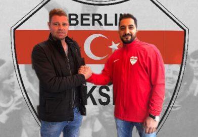 Berlin Türkspor stellt neuen Trainer vor