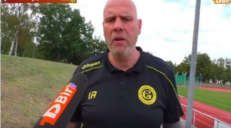 Reißner bei Großziethen entlassen, kehrt Simon Rösner zurück ?