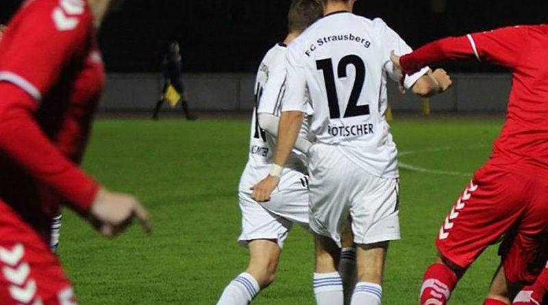 Strausberg schockt Hertha 03