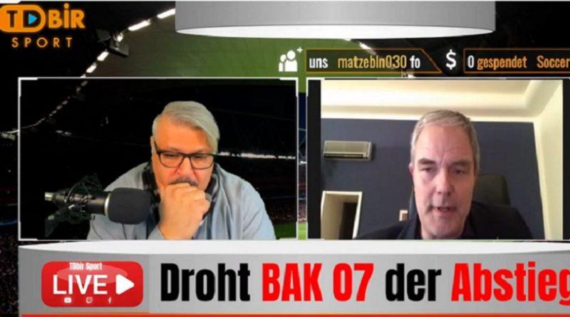 """Dregger an den NOFV: """"Wir lassen BAK 07 und Li47  nicht im Stich"""""""
