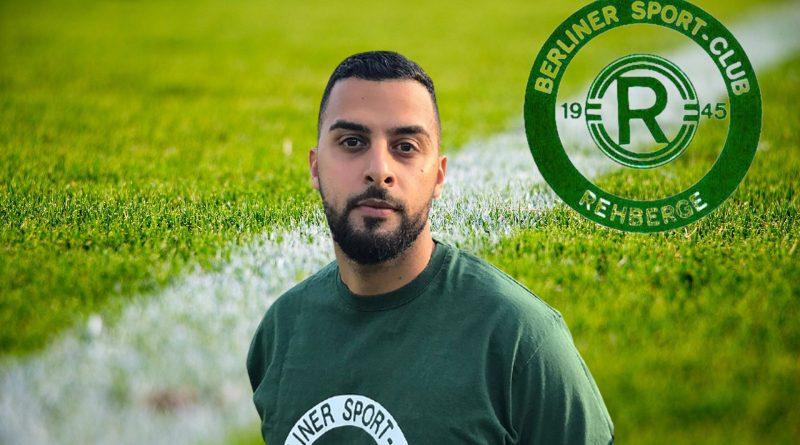 Deniz Özkaya ist der neue Trainer des BSC Rehberge