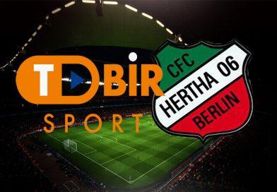 Hertha 06 sagt Ja zu TDBir Sport