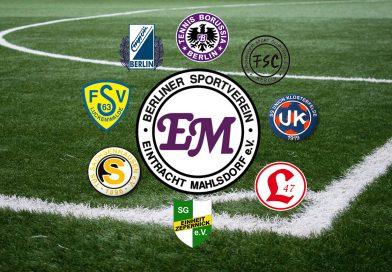 Eintracht Mahlsdorf startet in die Vorbereitung